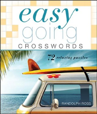 Easygoing Crosswords  -     By: Randolph Ross