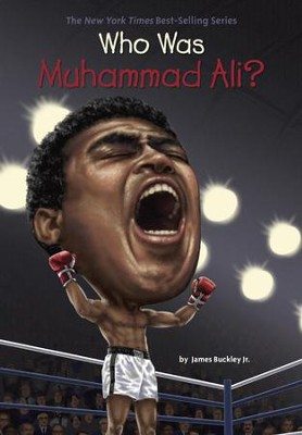 Who Is Muhammad Ali? - eBook  -     By: Jim Buckley     Illustrated By: Stephen Marchesi, Nancy Harrison