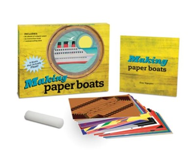 Making Paper Boats: 9 Boats that Actually Float  -