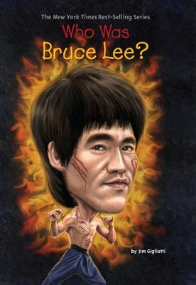 Who Was Bruce Lee? - eBook  -     By: Jim Gigliotti     Illustrated By: John Hinderliter
