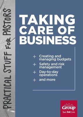 Practical Stuff for Pastors: Taking Care of Business - eBook  -     Edited By: Rick Edwards