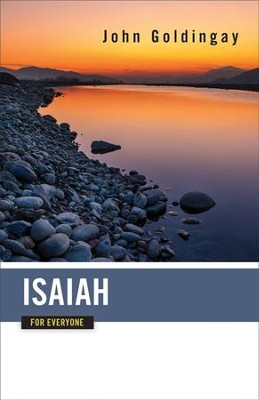 Isaiah for Everyone - eBook  -     By: John Goldingay
