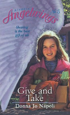 Give and Take - eBook  -     By: Donna Jo Napoli     Illustrated By: Doron Ben-Ami, Lauren Klementz-Harte