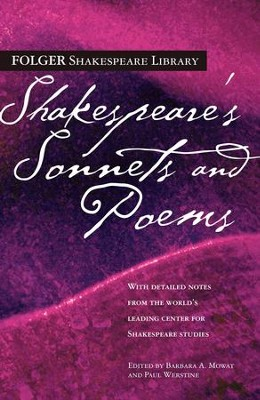 Shakespeare's Sonnets & Poems - eBook  -     By: William Shakespeare