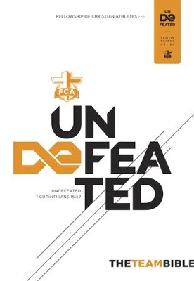 The Team Bible: Undefeated - eBook  -     By: Fellowship of Christian Athletes