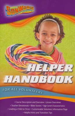 SonWorld Adventure Helper Handbook  -
