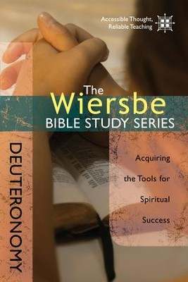 The Wiersbe Bible Study Series: Deuteronomy: Acquiring the Tools for Spiritual Success - eBook  -     By: Warren W. Wiersbe     Illustrated By: W.