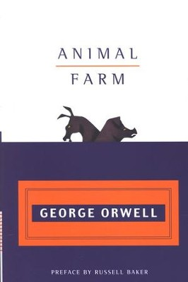 Animal Farm, 50th Anniversary Edition   -     By: George Orwell