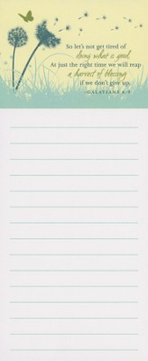 Doing What is Good Notepad  -