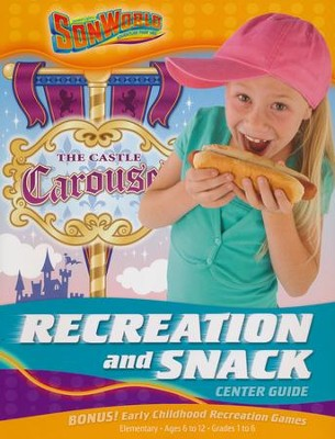 SonWorld Adventure Rec and Snack Center Guide  -