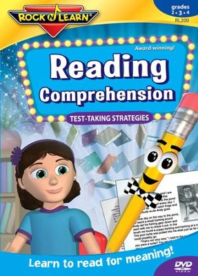 Reading Comprehension DVD   -