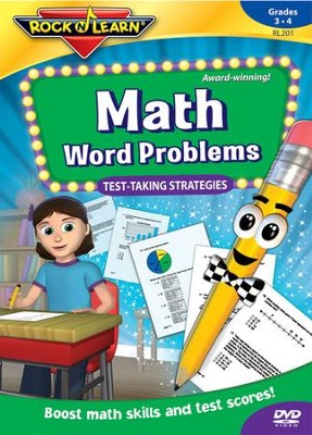 Math Word Problems DVD   -