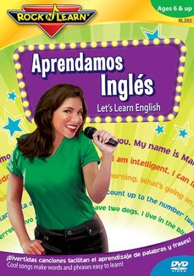 Aprendamos Ingles Volumes 1 & 2 DVD   -