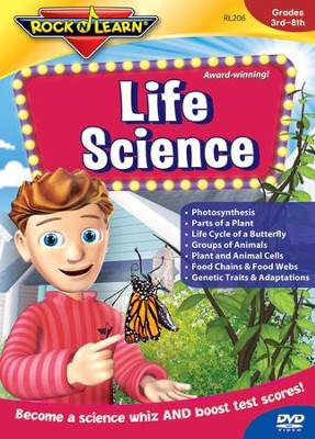 Life Science DVD   -
