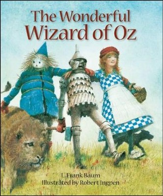 Wonderful Wizard of Oz, L. Frank Baum, Hardcover   -     By: L. Frank Baum