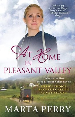 At Home in Pleasant Valley - eBook  -     By: Marta Perry