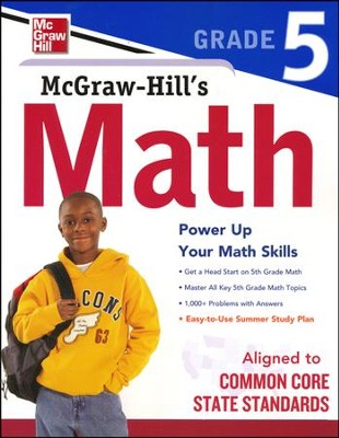 McGraw-Hill's Math Grade 5   -