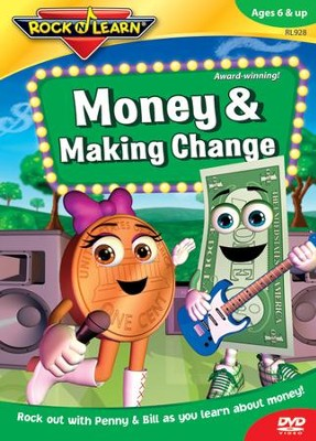 Money & Making Change DVD   -