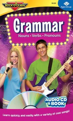 Grammar CD & Book   -