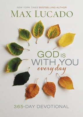 God Is With You Every Day - eBook  -     By: Max Lucado