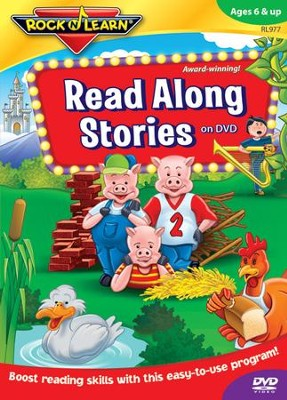 Read Along Stories on DVD   -