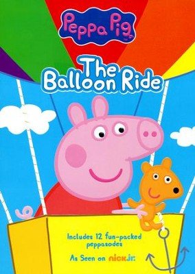 Peppa Pig: The Balloon Ride, DVD   -