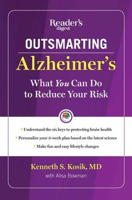 Outsmarting Alzheimer's - eBook  -     By: Kenneth S. Kosik M.D.
