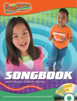 SonWorld Adventure Songbook with Music Center Guide and DVD  -