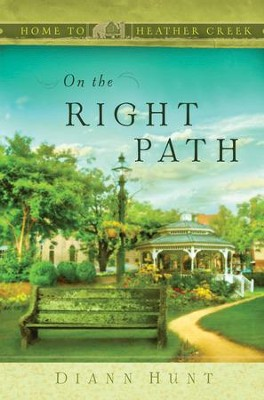 On the Right Path - eBook  -     By: Diann Hunt