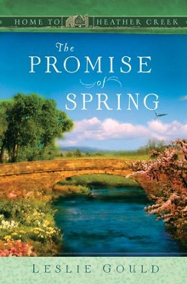 The Promise of Spring - eBook  -     By: Leslie Gould