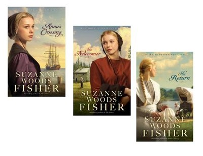 Amish Beginnings Series, Volumes 1-3  -     By: Suzanne Woods Fisher