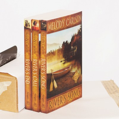 The Inn at Shining Waters Series, Volumes 1-3  -     By: Melody Carlson