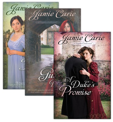 Forgotten Castles Series, Volumes 1-3  -     By: Jamie Carie