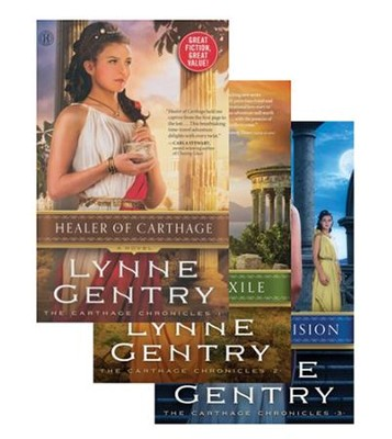 The Carthage Chronicles, Volumes 1-3  -     By: Lynne Gentry