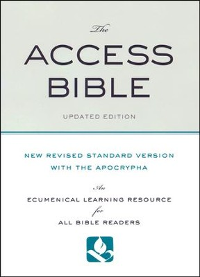 NRSV Access Bible with the Apocrypha, Updated Edition  -     Edited By: Gail R. O'Day, David Peterson     By: Gail R. O'Day(Eds.) & David Peterson(Eds.)
