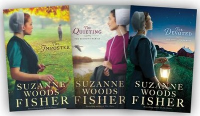 The Bishop's Family Series, Volumes 1-3  -     By: Suzanne Woods Fisher