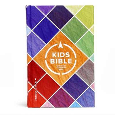 CSB Kids Bible, Hardcover  -