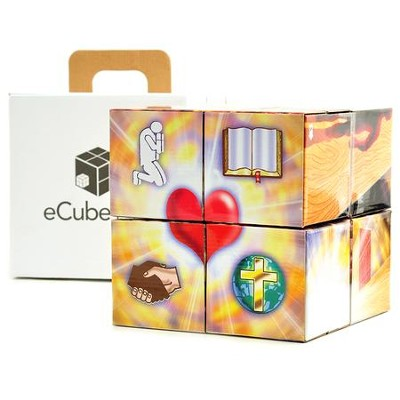 Evangecube Big Cube (assembled)   -     By: Evangecube