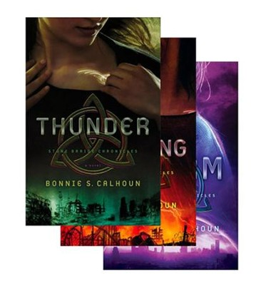 Stone Braide Chronicles, Volumes 1-3  -     By: Bonnie S. Calhoun