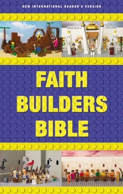 Faith Builders Bible, NIrV - eBook  -