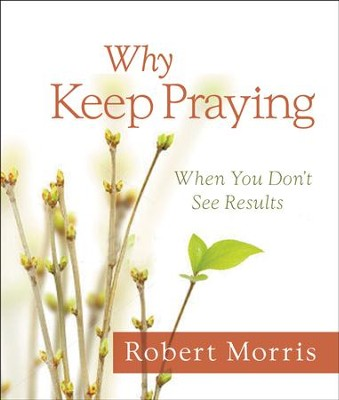 Why Keep Praying?: When You Don't See Results - eBook  -     By: Robert Morris