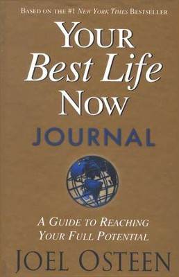 Your Best Life Now Journal (slightly imperfect)   -     By: Joel Osteen