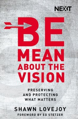 Be Mean About the Vision: Relentlessly Pursuing what Matters - eBook  -     By: Shawn Lovejoy