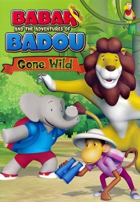 Babar and the Adventures of Badou: Gone Wild, DVD   -