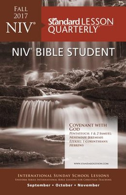 NIV® Adult Bible Student-Fall 2017   -