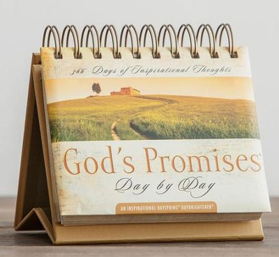 God's Promises Day by Day, Daybrightener, various authors  -