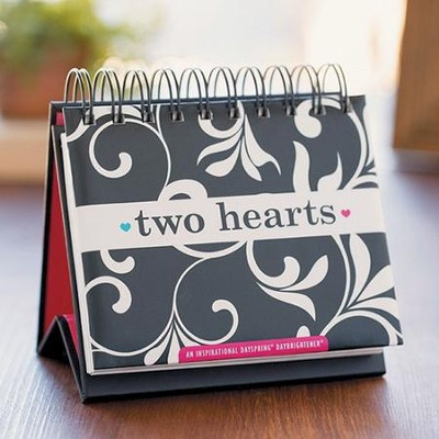 Two Hearts DayBrightener  -