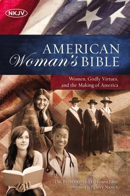 American Woman's Bible, NKJV - eBook  -     Edited By: Richard Lee