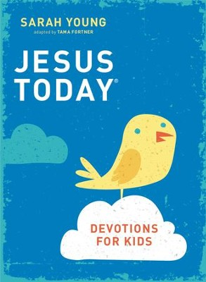 Jesus Today Devotions for Kids - eBook  -     By: Sarah Young