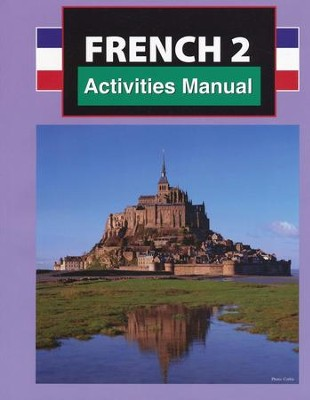 French 2 Student Activities Manual   -